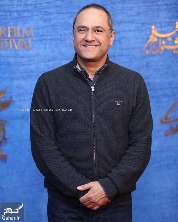 439351 Gahar ir عکسهای بازیگران در روز پنجم جشنواره فیلم فجر 97