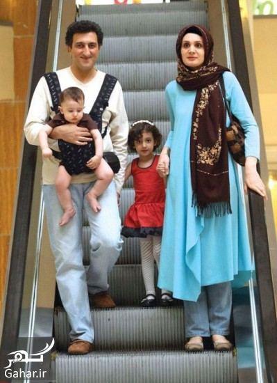 عکس یوسف صیادی و همسرش, جدید 1400 -گهر
