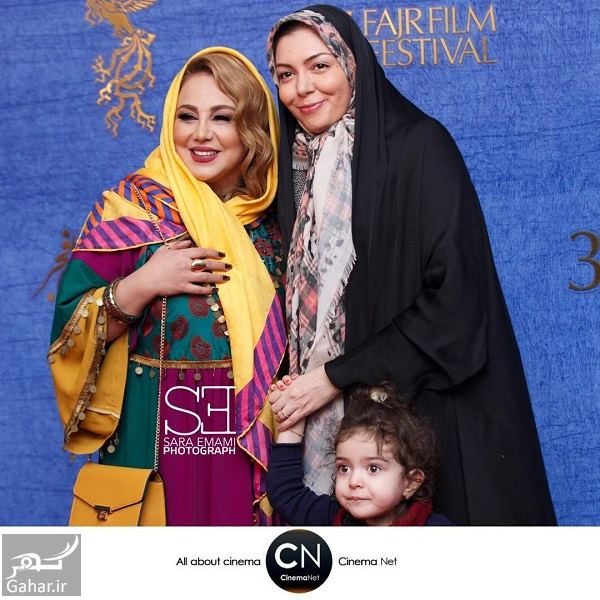 526646 Gahar ir استایل سنتی بهنوش بختیاری در جشنواره فجر 97