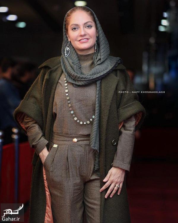 خاص ترین تیپ و مدل لباس مهناز افشار در جشنواره فجر ۹۷, جدید 1400 -گهر