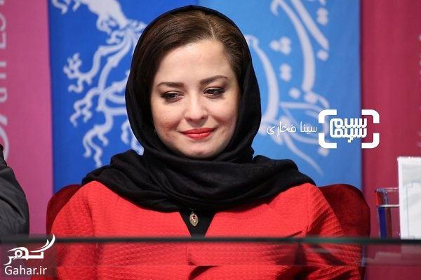عکسهای بازیگران در اکران فیلم در خونگاه در جشنواره فیلم فجر ۹۷, جدید 1400 -گهر