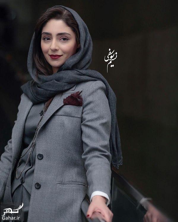 استایل متفاوت و دیدنی هستی مهدوی در جشنواره فجر ۳۷, جدید 1400 -گهر