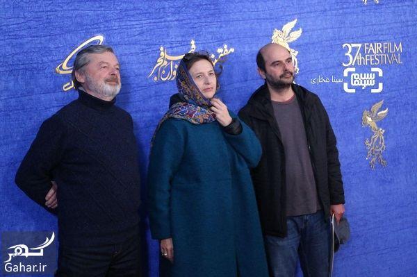 عکسهای بازیگران در اکران فیلم یلدا در جشنواره فجر ۹۷, جدید 1400 -گهر