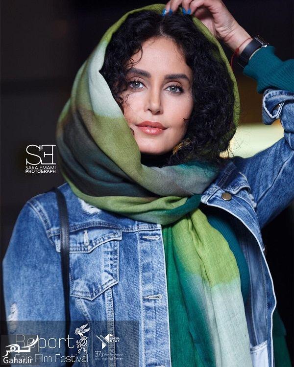 عکسهای بازیگران در روز دوم جشنواره فجر ۹۷, جدید 1400 -گهر