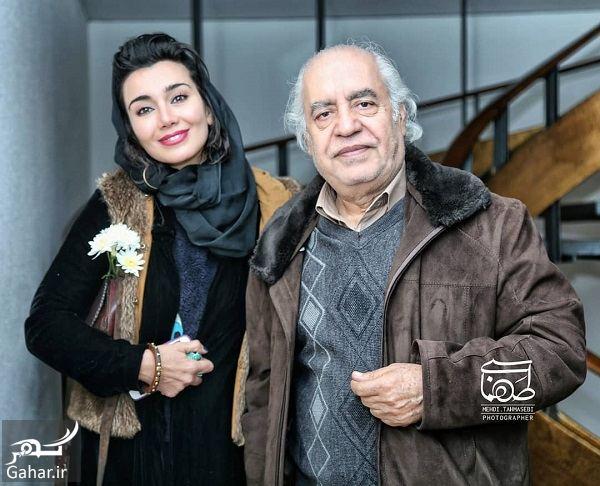 عکسهای بازیگران در نمایشگاه آذرخش فراهانی, جدید 1400 -گهر