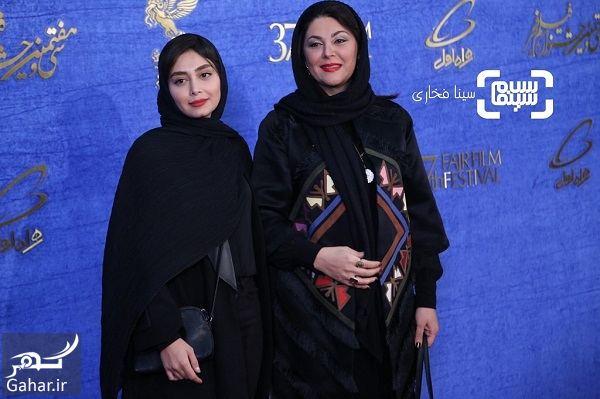 عکسهای بازیگران فیلم تیغ و ترمه در نشست خبری و اکران در جشنواره فجر ۹۷, جدید 1400 -گهر