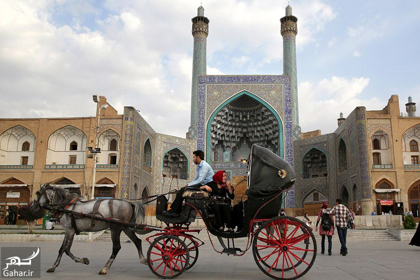 راهنمای سفر به اصفهان, جدید 1400 -گهر