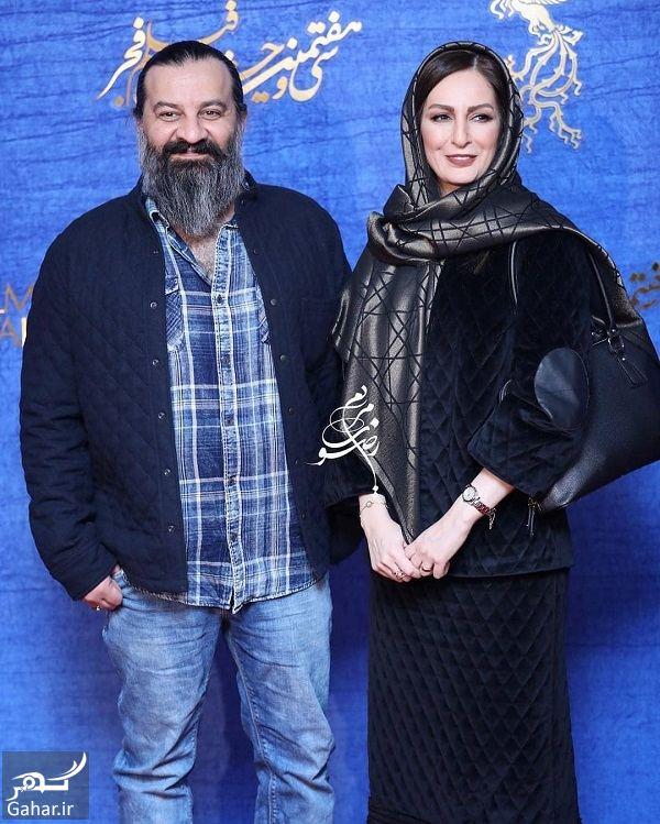 عکسهای بازیگران در روز سوم جشنواره فیلم فجر ۹۷, جدید 1400 -گهر