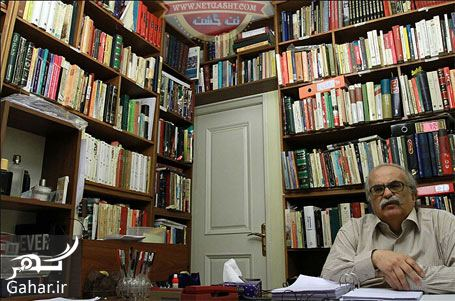 086944 Gahar ir بیوگرافی خسرو معتضد تاریخ نگار معروف ایرانی