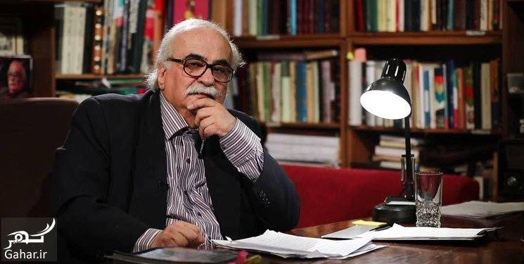 127868 Gahar ir بیوگرافی خسرو معتضد تاریخ نگار معروف ایرانی