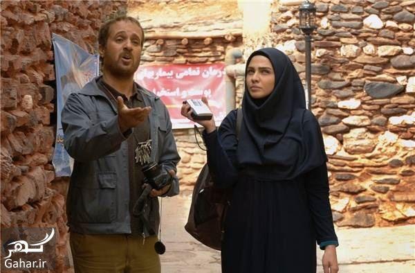 142671 Gahar ir زمان پخش تکرار سریال علی البدل از شبکه آی فیلم