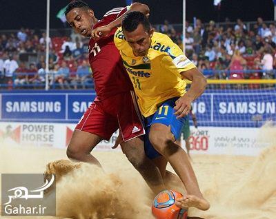 413674 Gahar ir مشخصات توپ فوتبال ساحلی