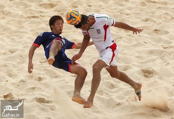 549997 Gahar ir مشخصات توپ فوتبال ساحلی