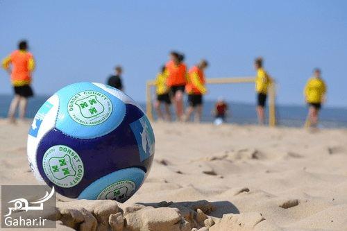 753193 Gahar ir مشخصات توپ فوتبال ساحلی