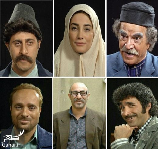 910189 Gahar ir زمان پخش تکرار سریال علی البدل از شبکه آی فیلم