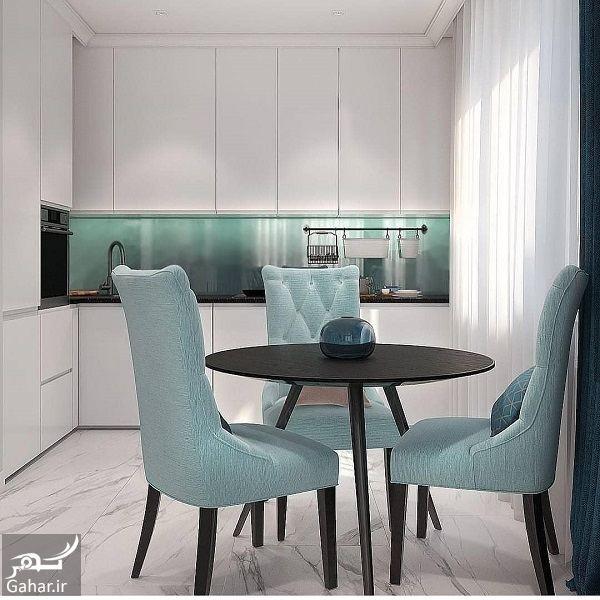 292590 Gahar ir مدل جدید آشپزخانه 2019 با کابینت شیک و طراحی لاکچری (10 مدل)