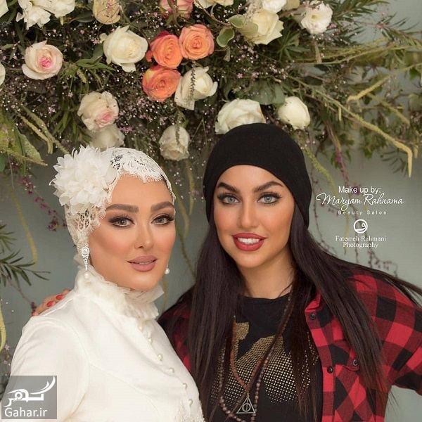459635 Gahar ir عکسهای میکاپ مراسم عروسی الهام حمیدی
