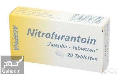 عوارض قرص نیتروفورانتوئین + موارد مصرف قرص نیتروفورانتوئین, جدید 1400 -گهر