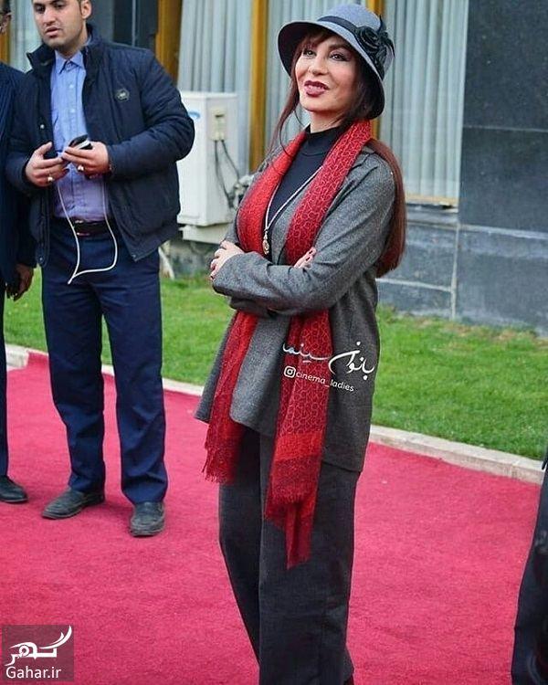 883842 Gahar ir استایل افسانه بایگان در اختتامیه جشنواره جهانی فیلم فجر 37 / 5 عکس