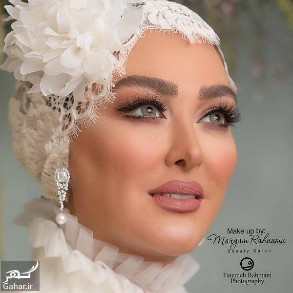 902934 Gahar ir عکسهای میکاپ مراسم عروسی الهام حمیدی