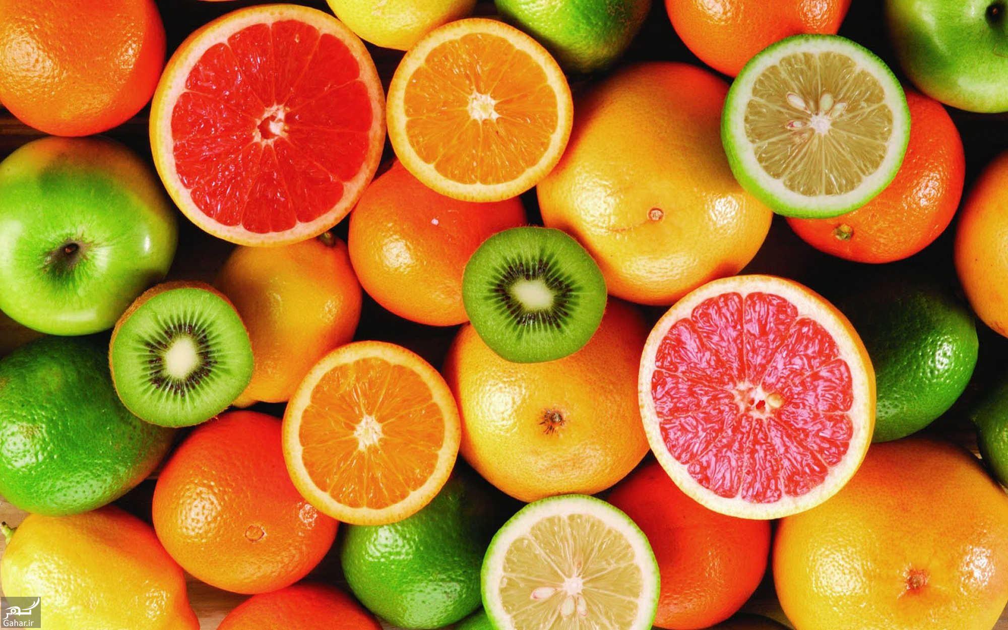 درمان غلظت خون با میوه, جدید 1400 -گهر