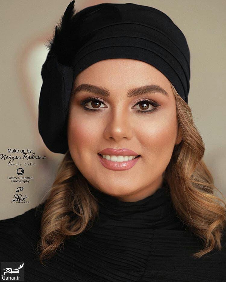 عکسهای آتلیه ای المیرا عبدی با میکاپ جدید (دختر اکبر عبدی), جدید 1400 -گهر