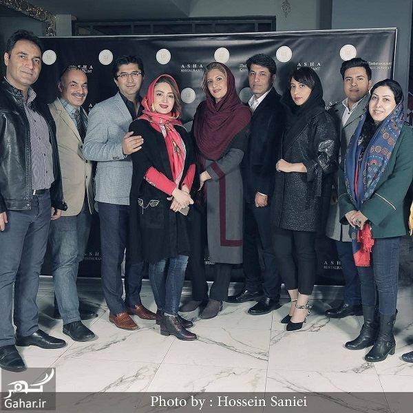 عکسهای جدید شیلا خداداد و همسرش در افتتاحیه یک رستوران, جدید 1400 -گهر