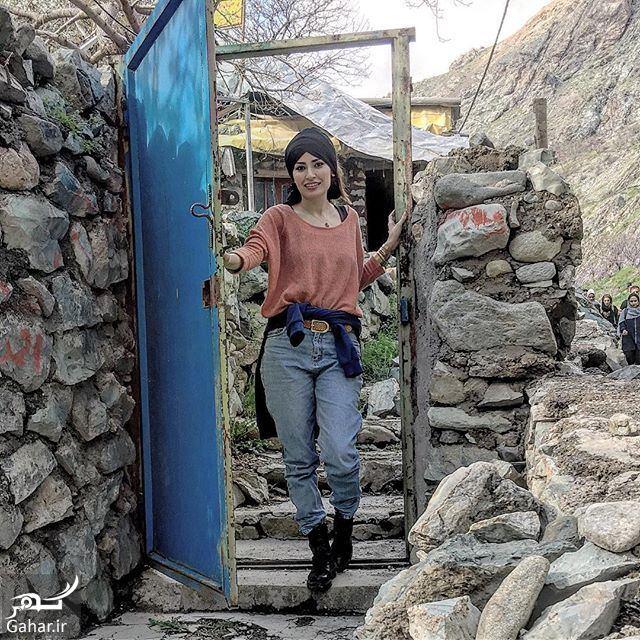 عکس شیوا طاهری با همسرش + ماجرای ازدواج شیوا طاهری, جدید 1400 -گهر