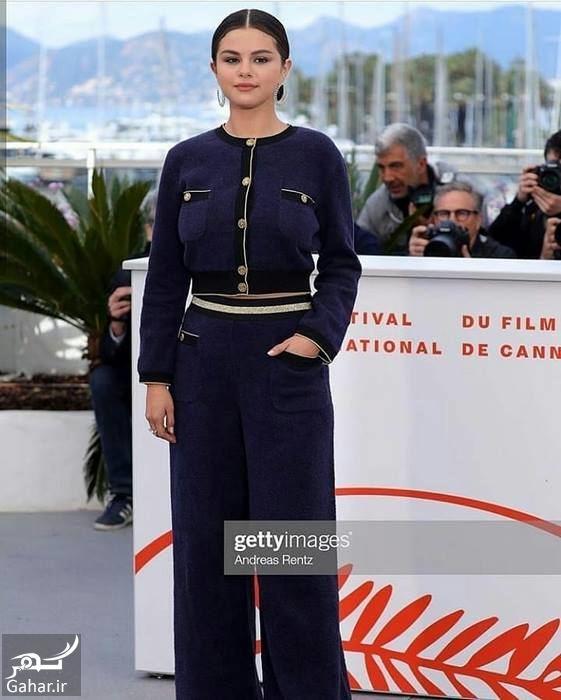 عکسهای سلنا گومز در جشنواره کن ۲۰۱۹ در فتوکال فیلم جدیدش, جدید 1400 -گهر