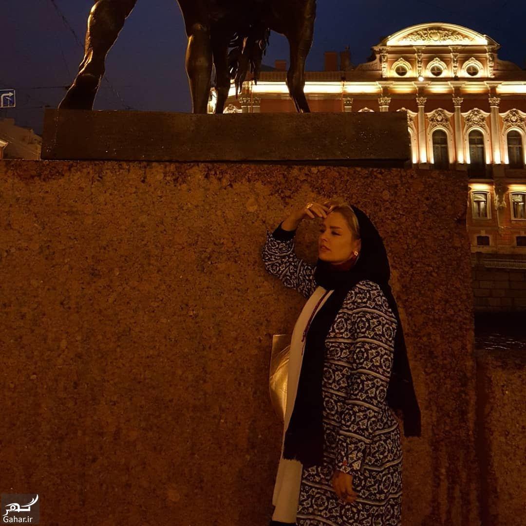 398546 Gahar ir عکسهای سپیده خداوردی در روسیه