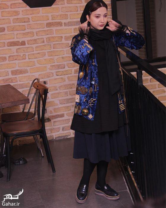 عکسهای روشنک گرامی در اکران فیلم خانه دیگری, جدید 99 -گهر