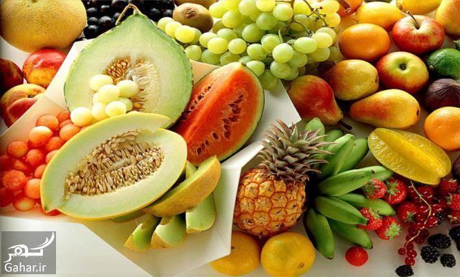 میوه های نفخ دار را بشناسید،میوه هایی که باعث نفخ معده می شوند, جدید 1400 -گهر