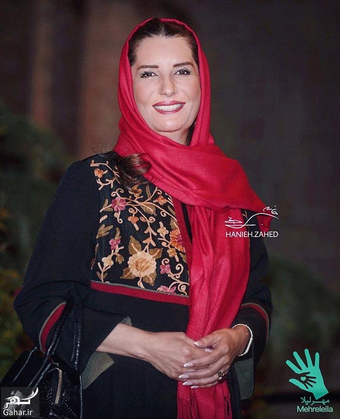 عکسهای هنرمندان در ضیافت افطاری خیریه مهر لیلا رمضان ۹۸, جدید 1400 -گهر