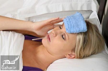 درمان خانگی تب و لرز, جدید 1400 -گهر