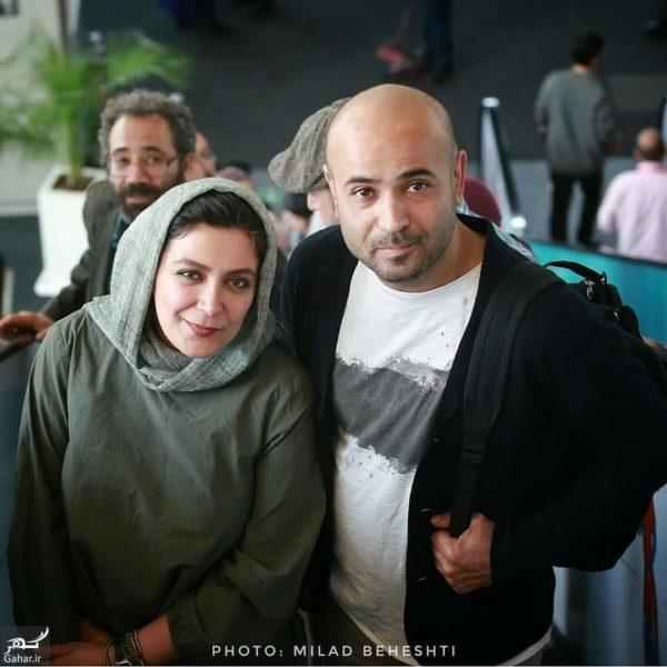 عکسهای الهام کردا و همسرش سعید چنگیزیان, جدید 1400 -گهر