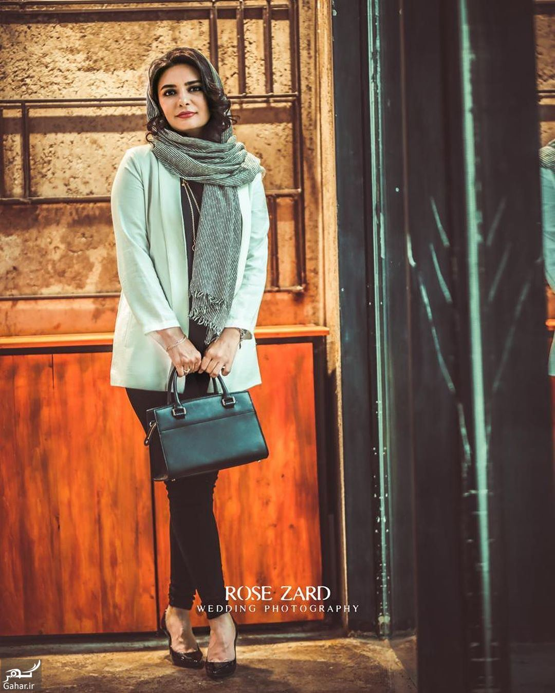 عکسهای جدید لیندا کیانی با استایل زیبا, جدید 1400 -گهر
