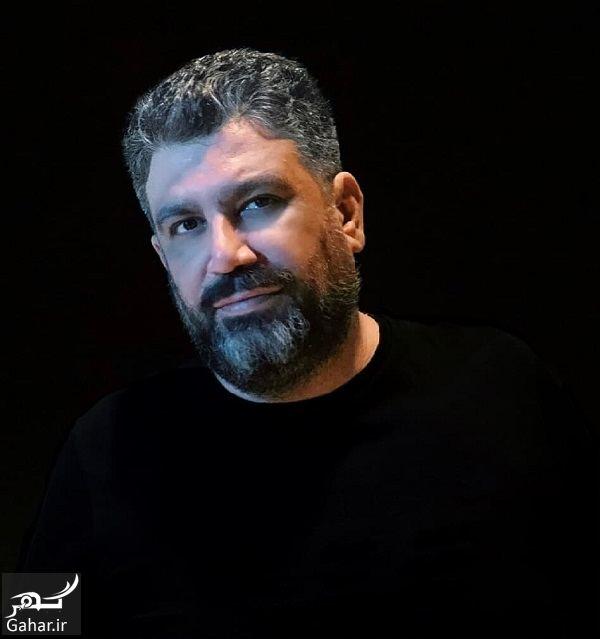 ظاهر جدید رضا رشیدپور با ریش پس از دوری از تلویزیون, جدید 1400 -گهر