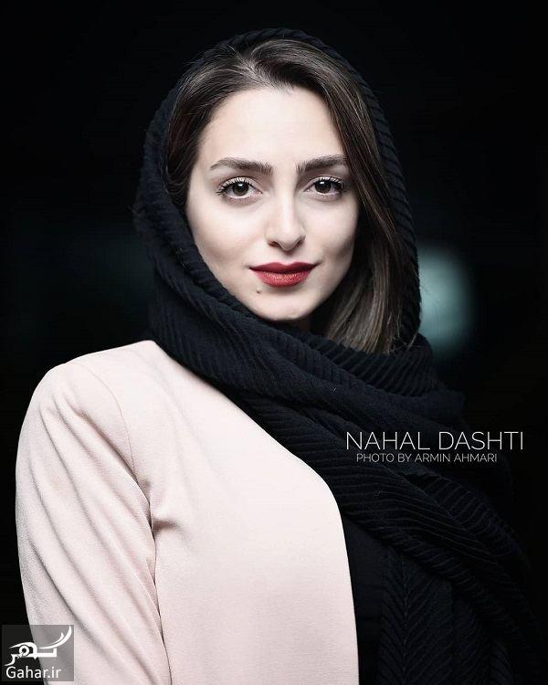عکس های جذاب گلاره عباسی و نهال دشتی در اکران کارت پرواز, جدید 1400 -گهر