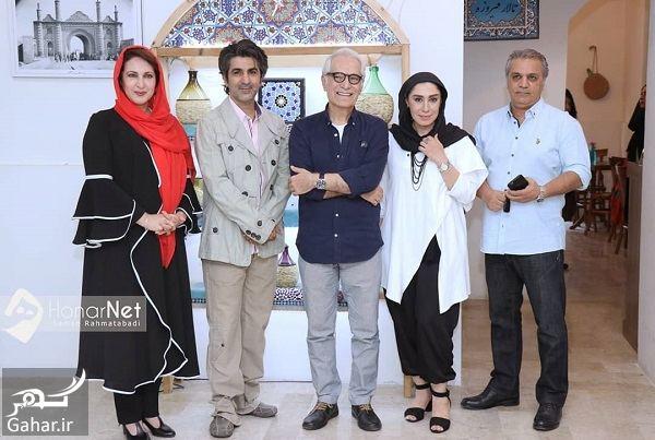 080924 Gahar ir عکسهای بازیگران در افتتاحیه نمایش قصه ظهر جمعه
