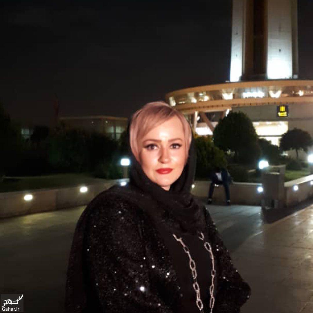 عکسهای نعیمه نظام دوست در کنسرت ایوان بند, جدید 1400 -گهر