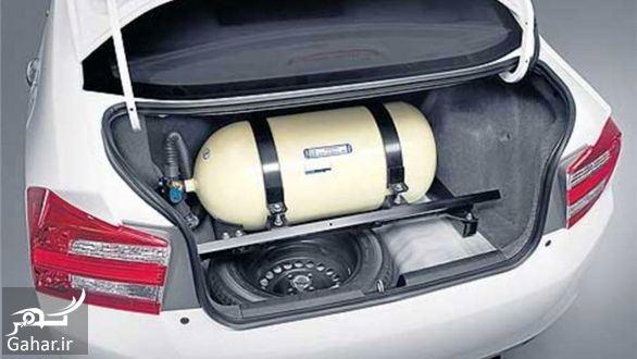 هزینه گاز سوز کردن خودرو + نحوه دریافت وام, جدید 1400 -گهر