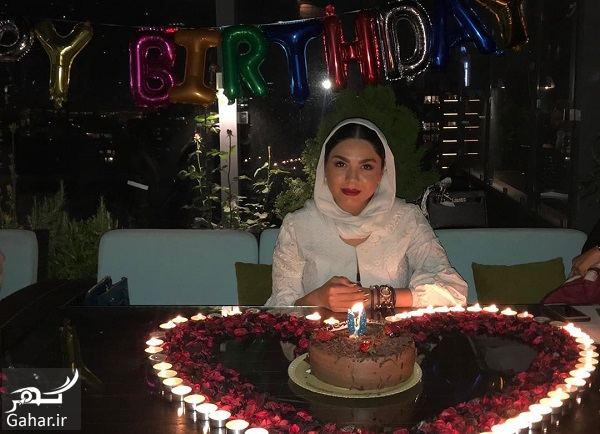 294781 Gahar ir عکسهای جشن تولد 30 سالگی آزاده زارعی