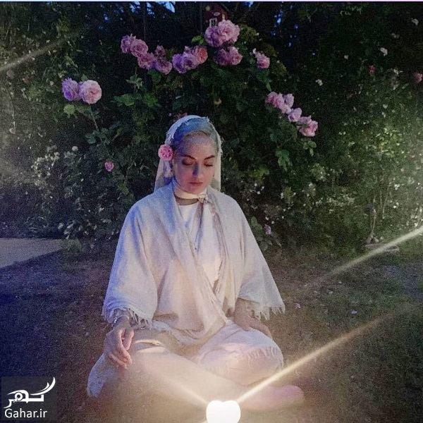عکسهای رمانتیک مهناز افشار در روز تولدش, جدید 1400 -گهر