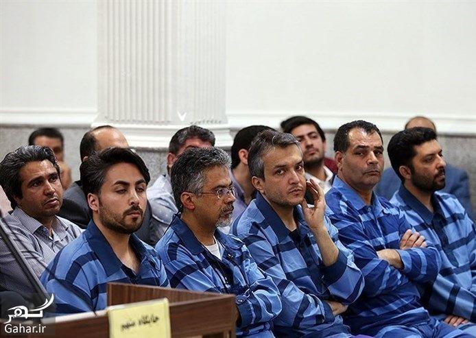 593531 Gahar ir دستگیری احسان محسنی مدیر کانال خبر فوری بدلیل اخلال نظام اقتصادی!