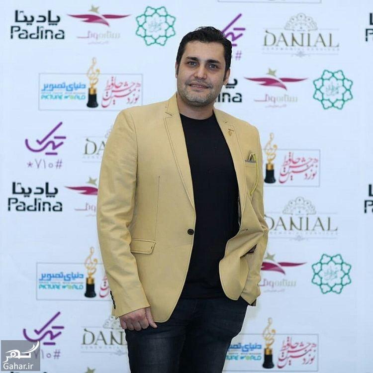 عکسهای بازیگران در نوزدهمین جشن حافظ ۹۸ (سری دوم), جدید 1400 -گهر