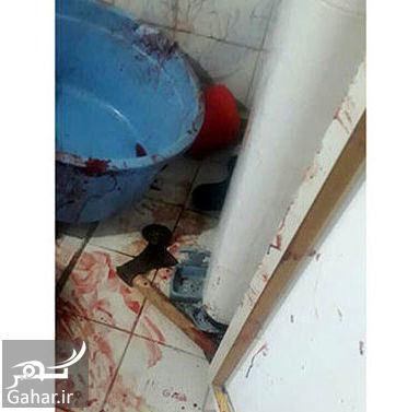 قتل دختر جوان در حمام خانه توسط پدرش با تبر! + عکس +۱۶, جدید 1400 -گهر