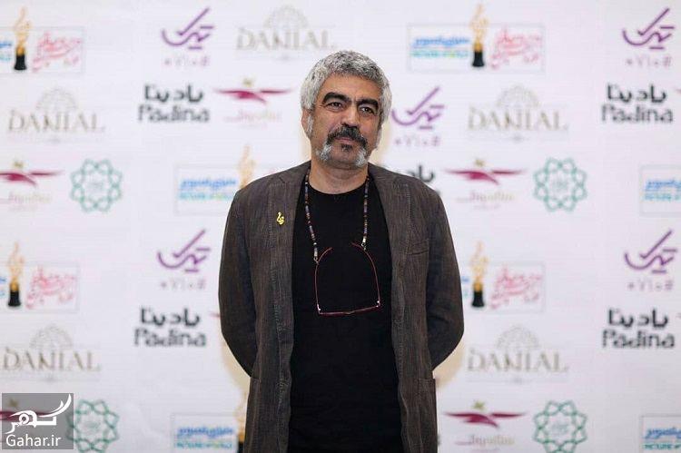287306 Gahar ir عکسهای بازیگران در نوزدهمین جشن حافظ 98 (سری دوم)
