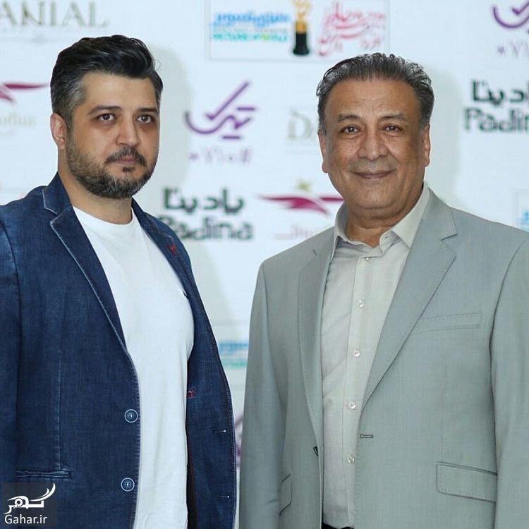 311676 Gahar ir عکسهای هنرمندان و بازیگران در جشن حافظ 98 (سری سوم)