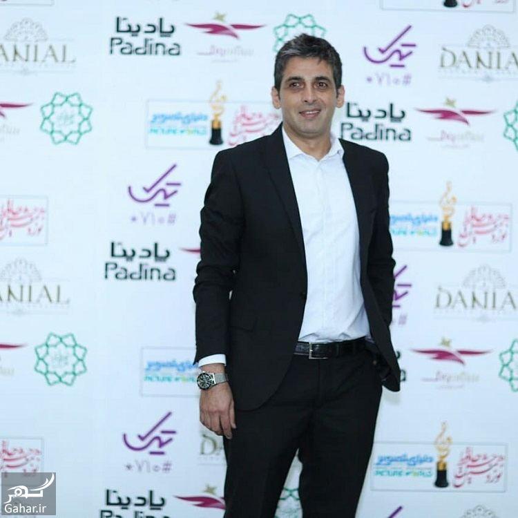 355785 Gahar ir عکسهای بازیگران در نوزدهمین جشن حافظ 98 (سری دوم)