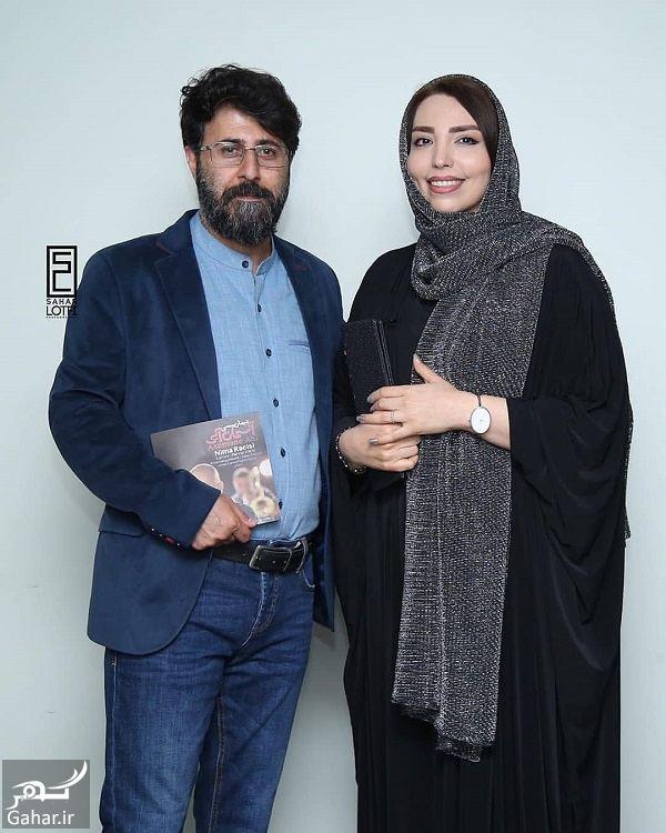 عکس هومن حاجی عبداللهی و همسرش, جدید 1400 -گهر